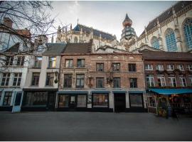Kathedraallogies Drie Koningen, hotel in Antwerp