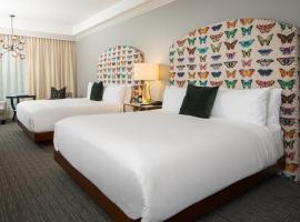 Hotel ZaZa Houston Memorial City, hotel in Houston