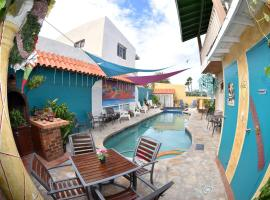 Palm Beach Retreat, hotel i Palm-Eagle Beach