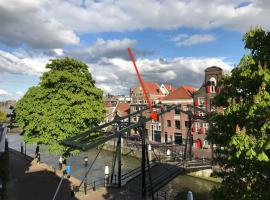 Appartement Veen, apartment in Dordrecht