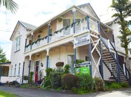 Braemar House B&B and YHA Hostel, B&B in Whanganui