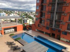 Portovita Towers, hotel malapit sa Cubao, Quezon City, Maynila