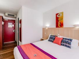 Abbatiale Hotel Grenoble Centre, hotel in Grenoble