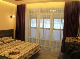 Erunin Hotels Group, Samotechnaya 29A, hotel near Novosibirsk Aquapark, Novosibirsk