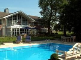 Landhotel de IJsvogel, hotel in Legemeer