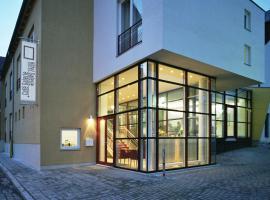 Hôtel Galerie, hotel in Greifswald