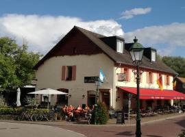 Herberg de la Frontière, family hotel in Slenaken