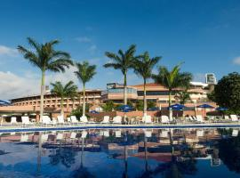 Garden Hotel, hotel with jacuzzis in Campina Grande