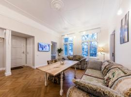 Modern History Apartment, apartamento en Tallin