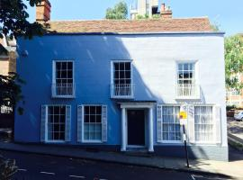 Baye House, guest house in Colchester