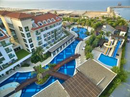 Sunis Evren Beach Resort Hotel & Spa, отель в Сиде