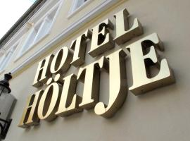 Akzent Hotel Höltje, отель в городе Верден