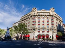 Hotel El Palace Barcelona, hotel i Barcelona