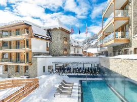 Mountain Spa Residences, Ferienwohnung mit Hotelservice in Sankt Anton am Arlberg