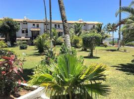 Apart-Hotel Beira Mar em Mar Grande, accessible hotel in Aratuba Beach