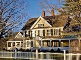 Jackson House Inn, inn in Woodstock