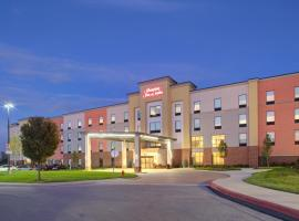 Hampton Inn And Suites By Hilton Columbus Scioto Downs, Oh, hotel in Columbus
