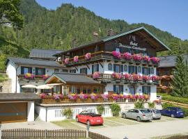 Hotel Edelweiß Garni, отель в Райт-им-Винкле