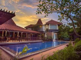 Java Village Resort, отель в Джокьякарте