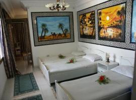 Hotel Hamilton, отель в Хаммамете
