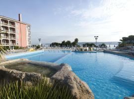 Hotel Aquapark Žusterna, hotel v Kopru