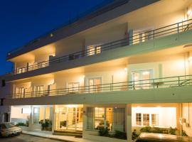 Creta Hotel, apartment in Agios Nikolaos