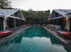 Le Mirage Villa Santai, resort in Lovina