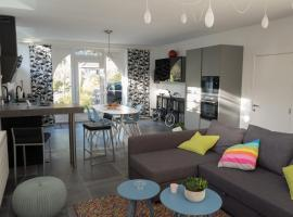 Loft lumineux Tilff-Liège, apartment in Tilff