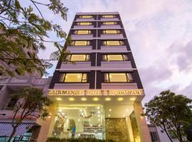 Salamander Hotel and Apartment, budget hotel in Da Nang