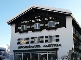Sporthotel Austria, Hotel in Sankt Johann in Tirol