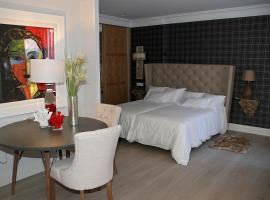 Principia Suites, hotel in León