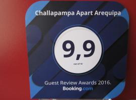 Challapampa Apart Arequipa, self catering accommodation in Arequipa