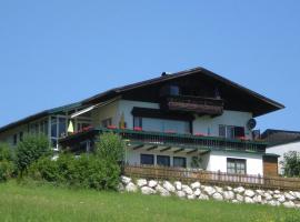 Garten Apartment Diwoky, apartment in Sankt Gilgen