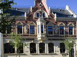Restaurant & Hotel Wismar, Hotel in Wismar