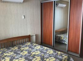 Apartment on Rekonstruktyvna Street, апартаменты/квартира в Запорожье