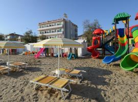 Hotel Rex, hotel in zona Aeroporto di Ancona-Falconara - AOI, Senigallia