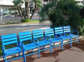 Chabaud Left, pet-friendly hotel in Cannes