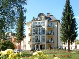 Ferienwohnungen Rosengarten, apartment in Bad Elster