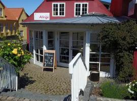 Hotel Allinge, hotel i Allinge