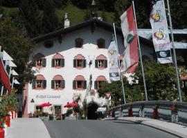 Hotel Lukashansl, hotel in Bruck an der Großglocknerstraße