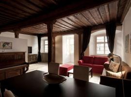 Residence Fink Central Apartments, hotel in Bolzano