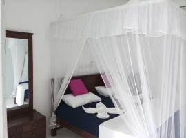 Turtle Bay Beach Resort at Sea Goggle, Hotel in Mirissa