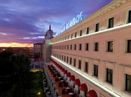 Abba Burgos, отель в городе Бургос