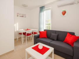 Apartment Mimoza 7 for 4, room in Baška