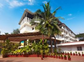 Red Fox Hotel Morjim, Goa, hotel with pools in Morjim