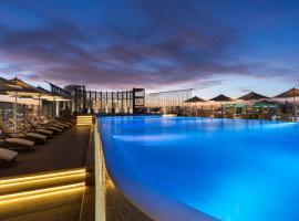 فريزر سويتس الرياض، فندق في الرياض