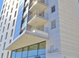 Pokój Gościnny w Apartamencie ALTUS Gdynia – hotel w pobliżu miejsca Stadion Miejski w Gdyni w mieście Gdynia