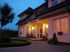 Hotelik - Modlin Airport – hotel w pobliżu miejsca Lotnisko Warszawa-Modlin - WMI