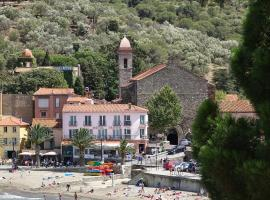 Hôtel Triton, pet-friendly hotel in Collioure