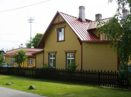 Rannapargi Housing, sted med privat overnatting i Pärnu